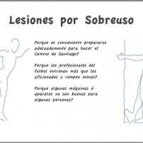 Lesiones por Sobreuso
